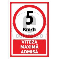 Viteza Maxima Admisa