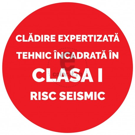 Cladire Expertizata Tehnic Clasa Risc Seismic