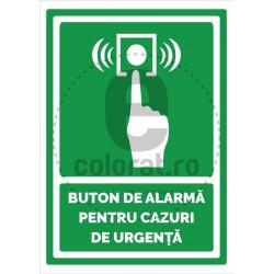 Buton de Alarma pentru Cazuri de Urgenta