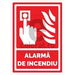 Alarma de Incendiu