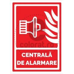 Centrala de Alarmare Sirena