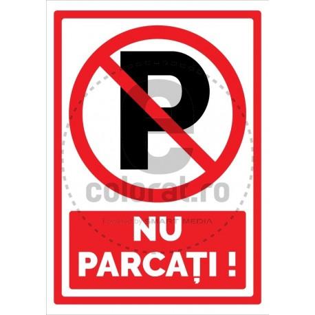 Nu Parcati !
