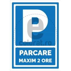Parcare Maxim 2 Ore