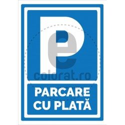 Parcare cu Plata