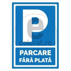 Parcare fara Plata