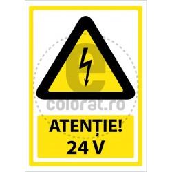 Atentie 24 V