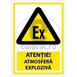 Atentie Atmosfera Exploziva