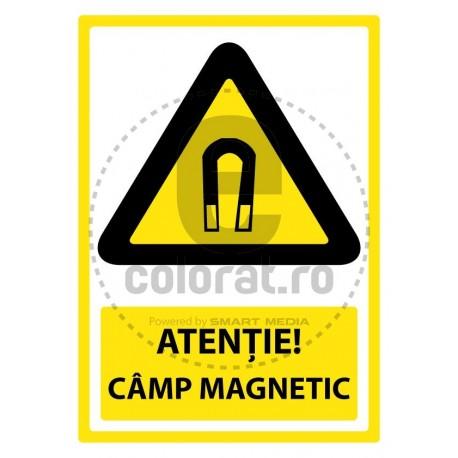 Atentie Camp Magnetic