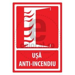 Usa Anti-Incendiu