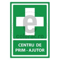 Centru de Prim Ajutor