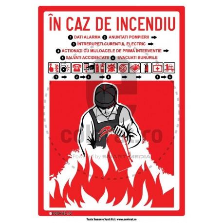 In Caz de Incendiu