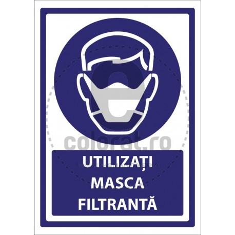 Utilizati Masca Filtranta