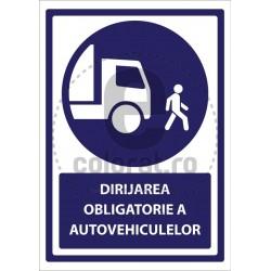 Dirijarea Obligatorie a Autovehiculelor