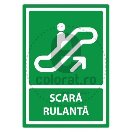 Scara Rulanta