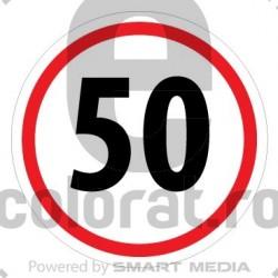 Limita Viteza 50