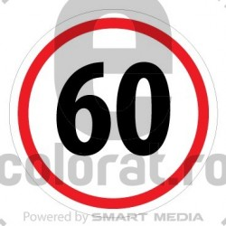 Limita Viteza 60