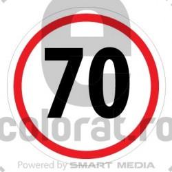 Limita Viteza 70
