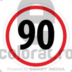 Limita Viteza 90
