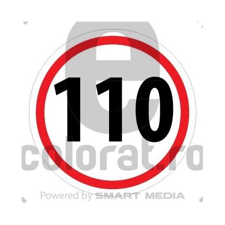 Limita Viteza 110