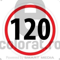 Limita Viteza 120