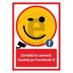Zambiti la Camera! Sunteti pe Facebook!