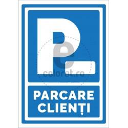 Parcare Clienti cu Autocompletare