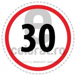 Limita Viteza 30