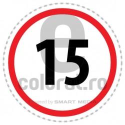 Limita Viteza 15