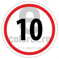 Limita Viteza 10