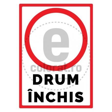 Drum Inchis