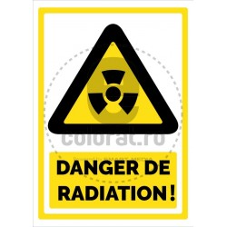 Danger de Radiation