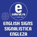 English Signs